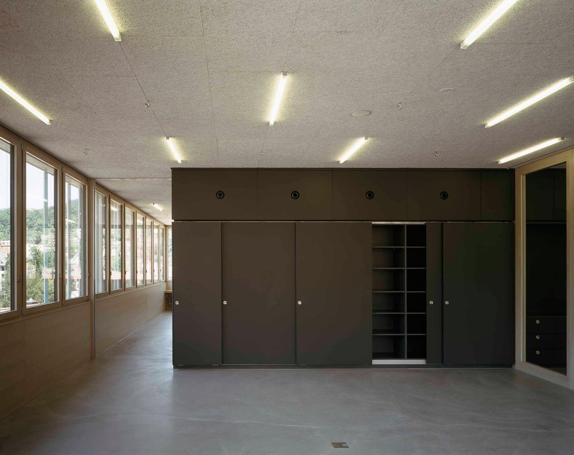Schulhaus Grendel Ennetbaden | stoosarchitekten